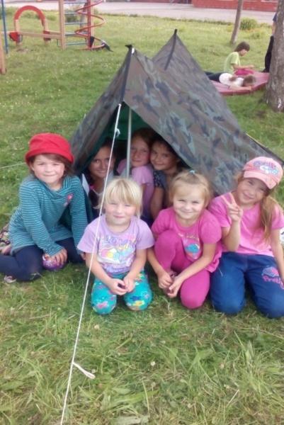 В Калининском завершил вторую смену Летний пришкольный оздоровительный лагерь «Мы вместе»